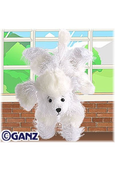 WEBKINZ CARING VALLEY - POODLE