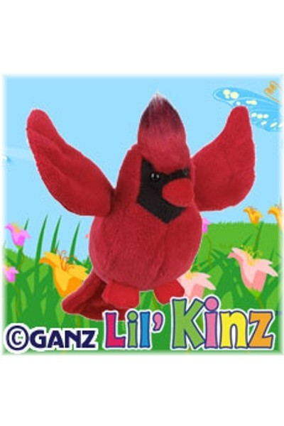 LIL'KINZ BIRD - CARDINAL