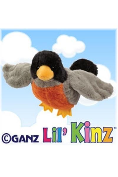 LIL'KINZ BIRD - ROBIN