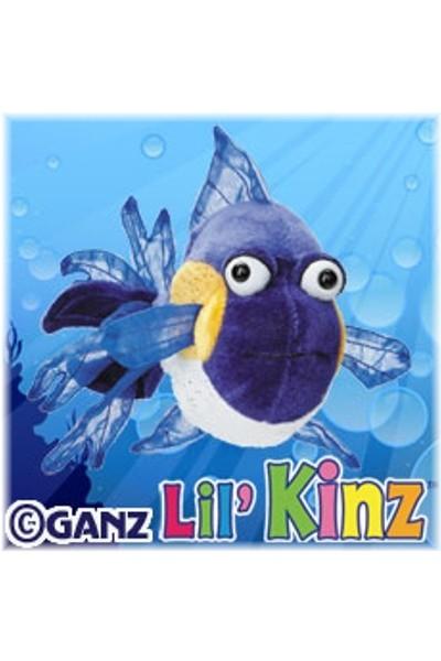 LIL'KINZ FISH - PURPLE GOLDFISH
