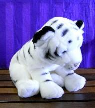TIGER - WHITE - JUNGLE ALIVE