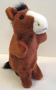 HORSE - HAND PUPPET