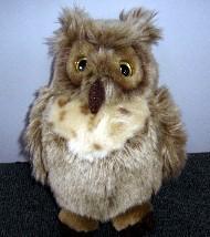 OWL - HORNED OWL