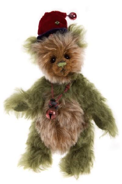 MINIMO 2017 - MR CUDDLEFLUFF BEAR