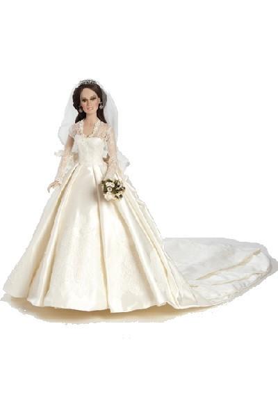 PRINCESS CATHERINE WEDDING DOLL