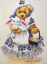 PAWTRAIT CARD - EASTERS PARADE