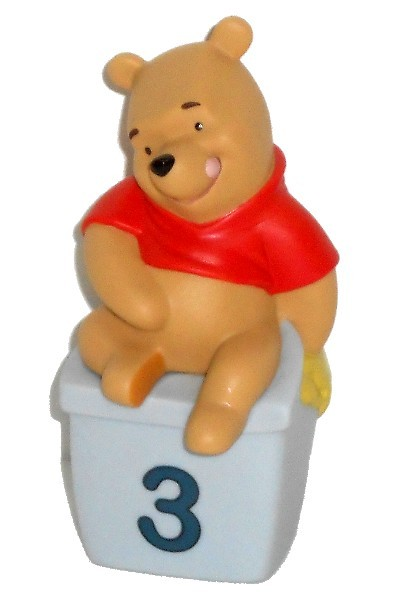 POOH & FRIENDS FIGURINE - 1027684