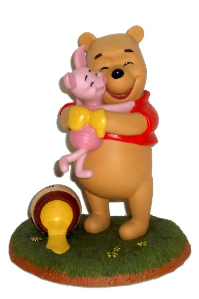 POOH & FRIENDS FIGURINE - 1027652