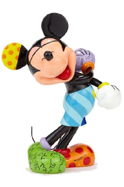 LAUGHING MICKEY