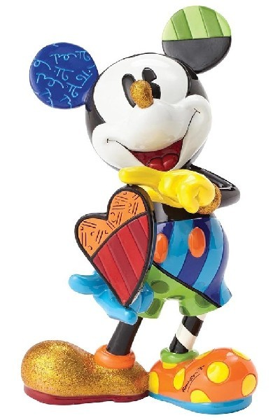 MICKEY HOLDING HEART
