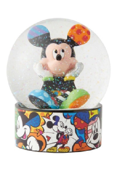 WATER GLOBE - MICKEY MOUSE