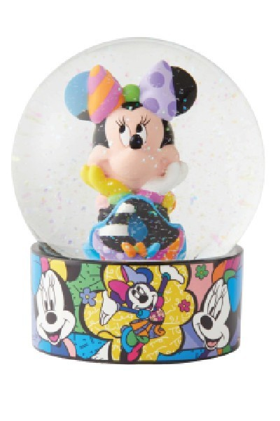 WATER GLOBE  - MINNIE MOUSE