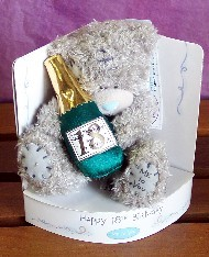 BIRTHDAY  - TATTY TEDDY - 18TH