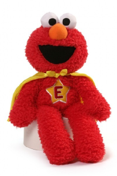 ELMO SUPERHERO