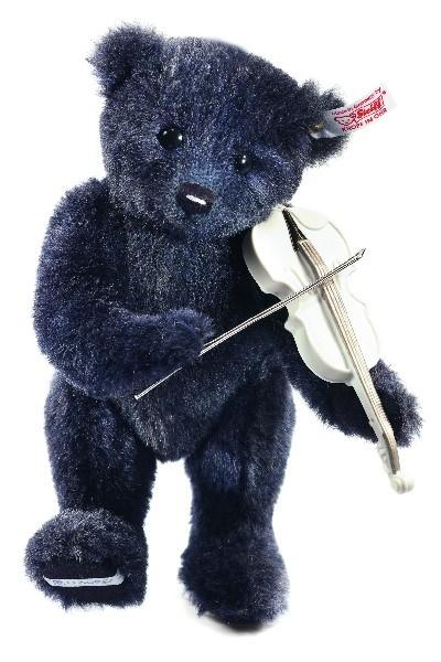 LLADRO VIOLINIST - MUSICAL BEAR