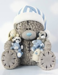 MBNF -  L/E - TATTY TEDDY WITH MBNF