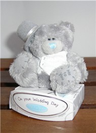 WEDDING - TATTY TEDDY - GROOM