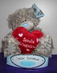 LOVE - TATTY TEDDY - GIRLFRIEND
