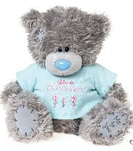 MUM - TATTY TEDDY