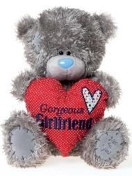 GIRLFRIEND - TATTY TEDDY - HEART