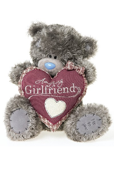 GIRLFRIEND - TATTY TEDDY - AMAZING