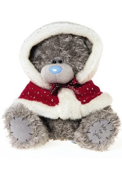 CHRISTMAS - TATTY TEDDY - CAPE