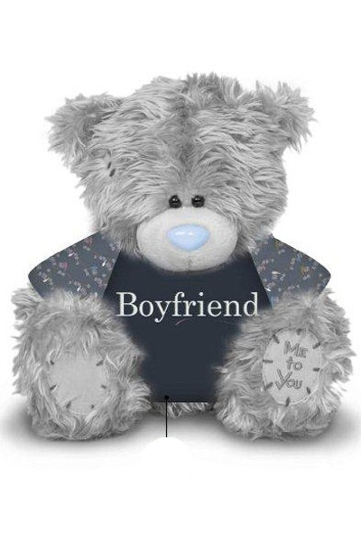 BOYFRIEND - TATTY TEDDY