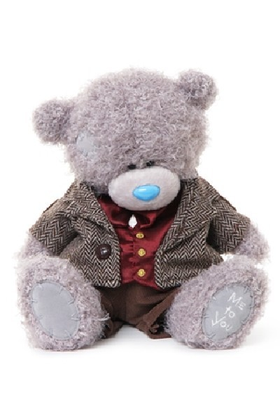 TATTY TEDDY - DRESSED GENT