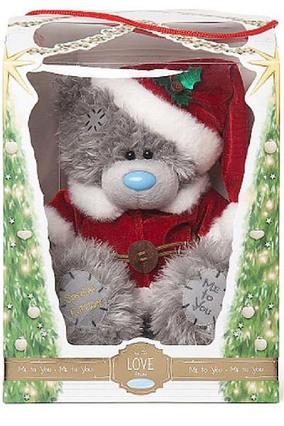 CHRISTMAS - SANTA BOXED