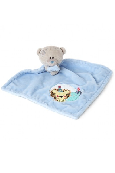 BABY - TATTY TEDDY COMFORTER BOY