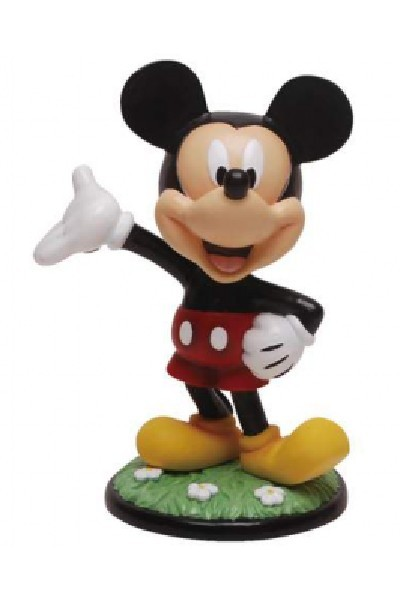 DISNEY VINTAGE BOBBLE HEAD MICKEY MOUSE