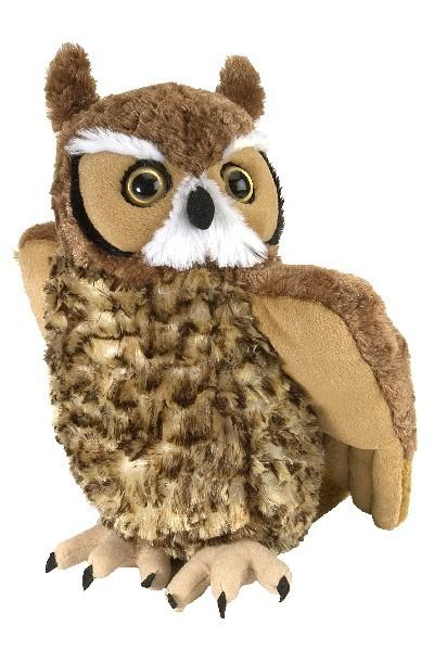 OWL - GREAT HORNED