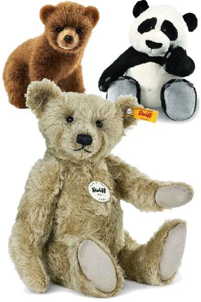 Plush Teddy Bear Nana's Teddies