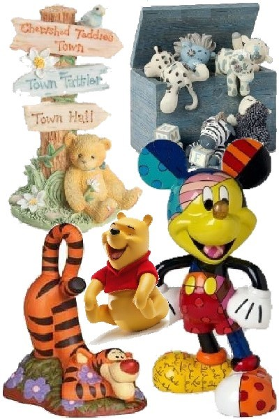 Collectable figurines Nana's Teddies
