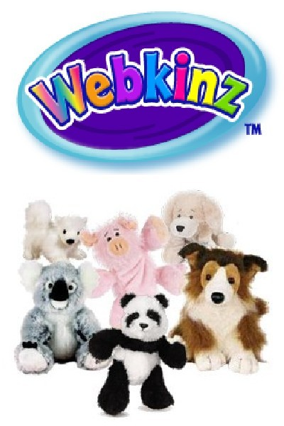 Webkinz Nana's Teddies