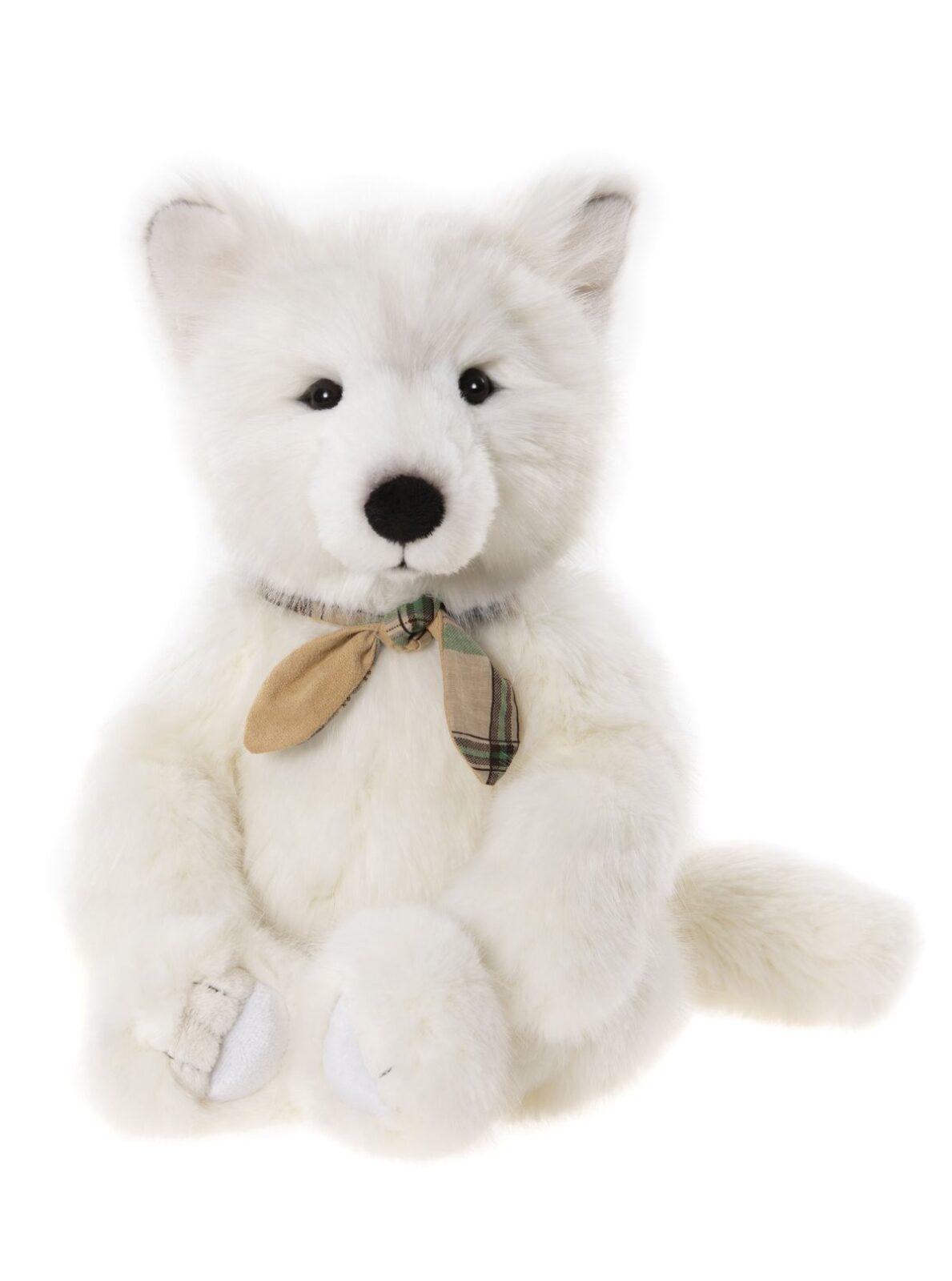 TUNDRA ARCTIC FOX