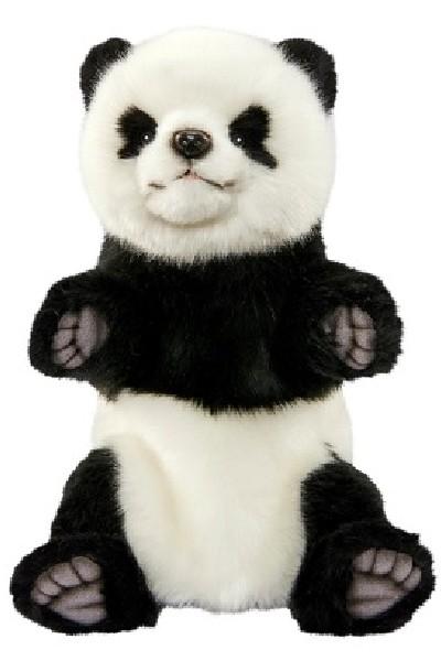 PANDA CUB HAND PUPPET